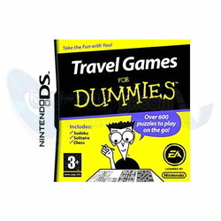 Travel Games For Dummies DS