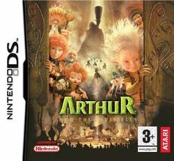Arthur And The Invisibles DS