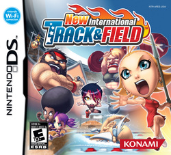 New International Track And Field DS