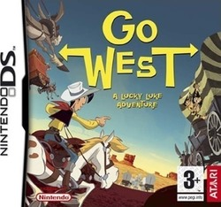 Go West! A Lucky Luke Adventure DS