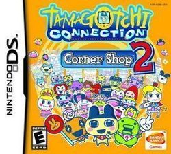 Tamagotchi Connection Corner Shop 2 DS