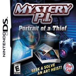 Mystery P.i. Portrait Of A Thief DS