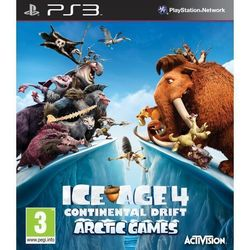 Ice Age 4 Continental Drift Arctic Games PS3