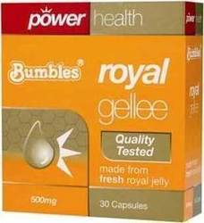 Power Health Gellee Royal 500mg 30 κάψουλες