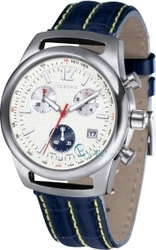 Iceberg Blue Leather Chronograph IC524-34