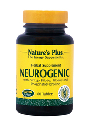 Nature's Plus Neurogenic 60 ταμπλέτες