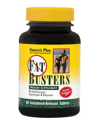 Nature's Plus Fat Busters 60 ταμπλέτες