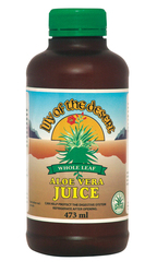 Nature's Plus Aloe Vera Whole Leaf Juice 99,7% 473ml