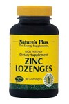 Nature's Plus Zinc Lozenges 46mg 90 παστίλιες