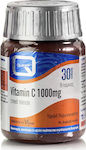 Quest Vitamin C Timed Release 1000mg 30 ταμπλέτες