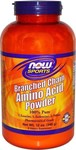 Now Foods Branched Chain Amino Acid Powder 340gr