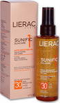 Lierac Sunific 1 Satiny Oil SPF30 125ml