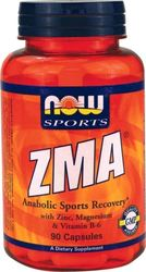 Now Foods ZMA 800mg 90 κάψουλες