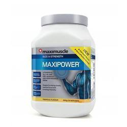 Maximuscle Maxipower 800gr