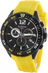 Buler Sport Yellow Rubber Chrono SP01CR07