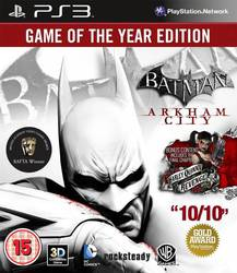 Batman: Arkham City (Game of the Year Edition) PS3