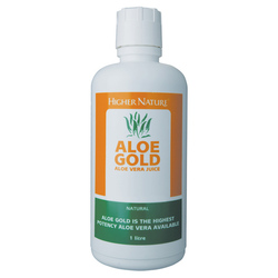 Higher Nature Aloe Gold Natural 1000 ml