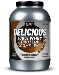 QNT Delicious Whey Protein 1000gr Caramel