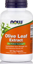 Now Foods Olive Leaf Extract Extra Strength Vegetarian 50 ταμπλέτες