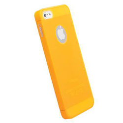 Krusell FrostCover Yellow (iPhone 5/5s/SE)
