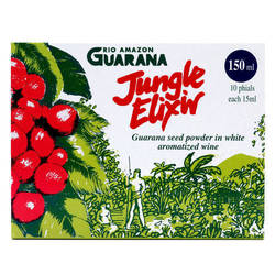 Rio Trading Guarana Elixir 10x15ml