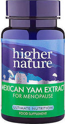 Higher Nature Mexican Yam High Strength 30 κάψουλες