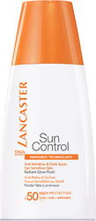 Lancaster Sun Control Face Fluid Anti-Wrinkles & Dark Spots SPF50 30ml