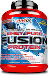 Amix Whey Pure Fusion 2300gr Σοκολάτα