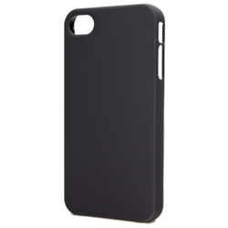 Xqisit iPlate Matt Black (iPhone 5/5s/SE)
