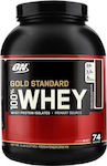 Optimum Nutrition 100% Whey Gold Standard 2273gr Double Rich Chocolate