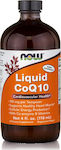 Now Foods Liquid CoQ10 118ml Orange