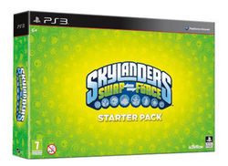 Skylanders Swap Force (Starter Pack) PS3
