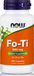 Now Foods Fo-Ti 560mg 100 κάψουλες