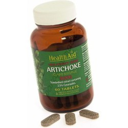 Health Aid Artichoke 8000mg 60 ταμπλέτες