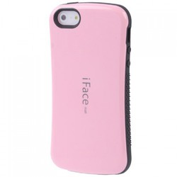 iFace Back Cover Pink (iPhone 5/5s/SE)
