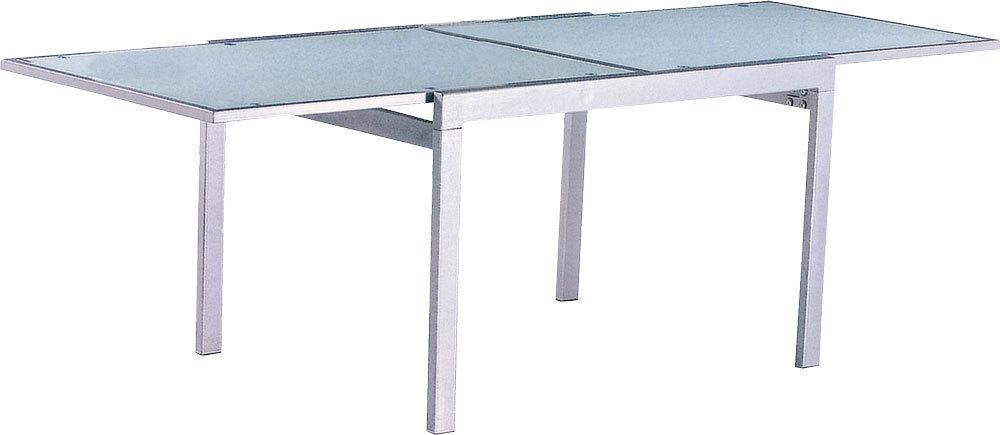 Τραπέζι επεκτεινόμενο αλουμινίου 106465 - Skroutz.gr