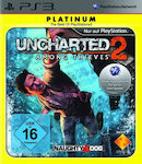 Uncharted 2: Among Thieves (Platinum) PS3