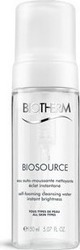 Biotherm Biosource Self-Foaming Cleansing Water 150ml