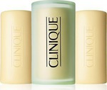 Clinique 3 Little Soaps for Oily Skin with Travel Dish 3x50gr