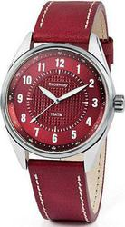 Brosway Red Dial And Leather Strap M203