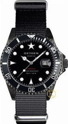 Oxygen Moby Dick Black 40