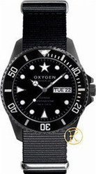 Oxygen Moby Dick Black