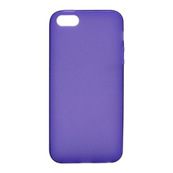 NortonLine Clear Flat Purple (iPhone 5/5s/SE)