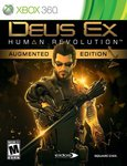 Deus Ex: Human Revolution (Augmented Edition) XBOX 360