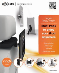 Vogel's TMS 304 RingO Multi Pack for iPad