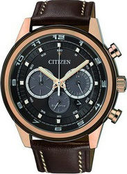 Citizen Eco-drive Metal Collection Chronograph CA4037-01W