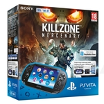 Sony Playstation Vita 3G/Wi-Fi (PSVita) 1104 & Killzone: Mercenary & Memory Card 8GB