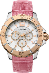 Vogue City Two Tone Pinkleather Strap 16101.7