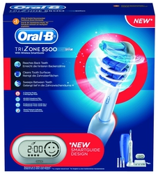 Oral-B Trizone 5500 with SmartGuide