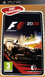 F1 2009 (Essentials) PSP